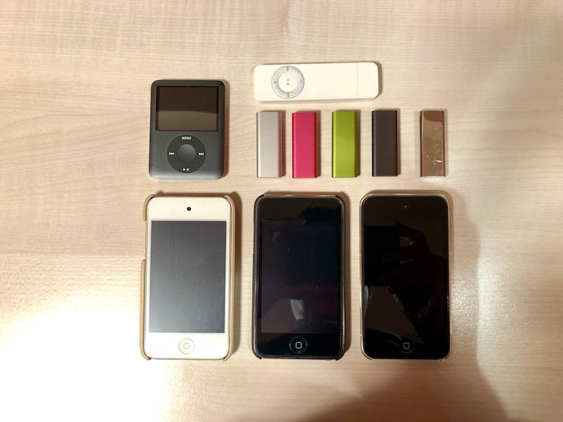 iPodコレクション