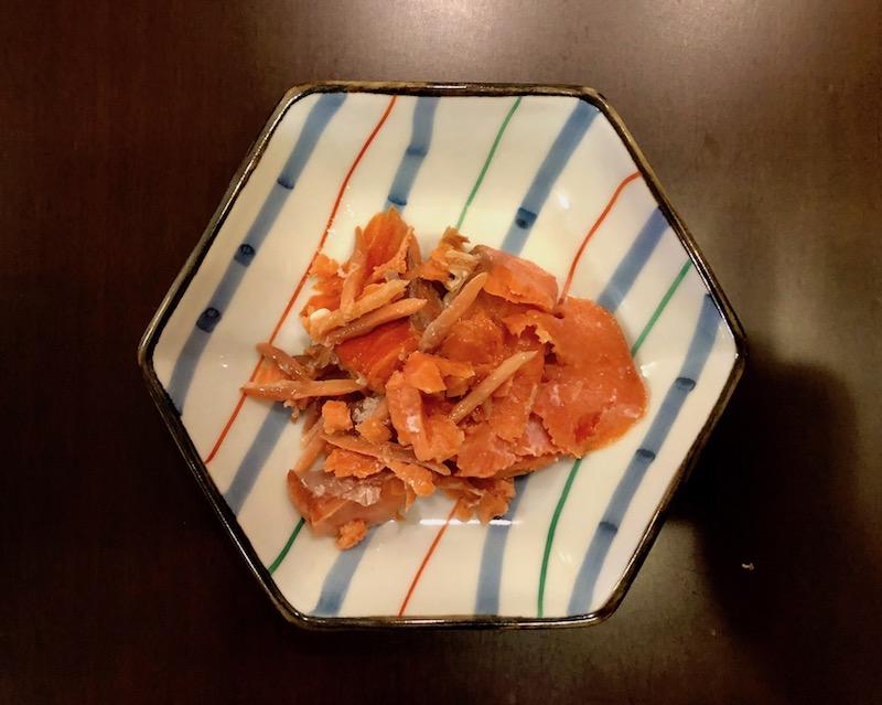 ほぐした焼き鮭