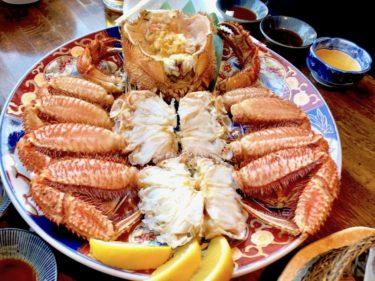 なかなか食べられない…贅沢すぎるカニ料理、すすきの「古艪帆来」