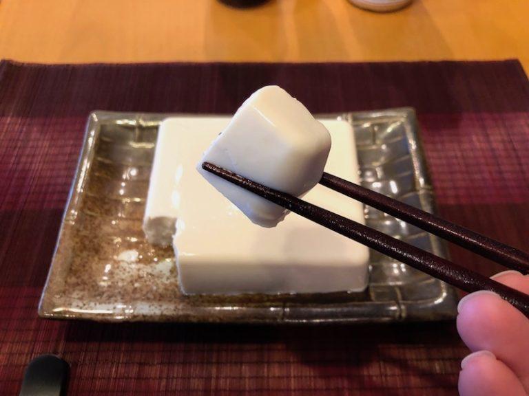 豆腐一口大