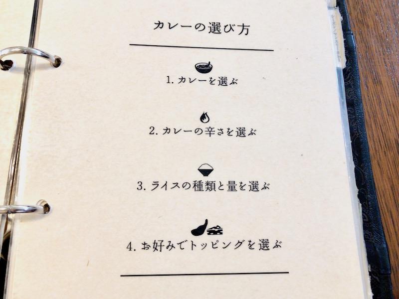 カレーの選び方