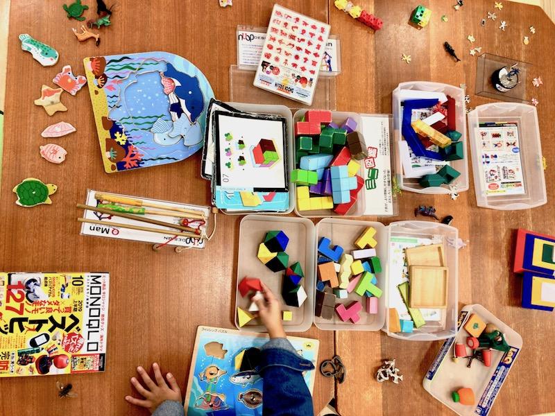 遊びスペース 玩具