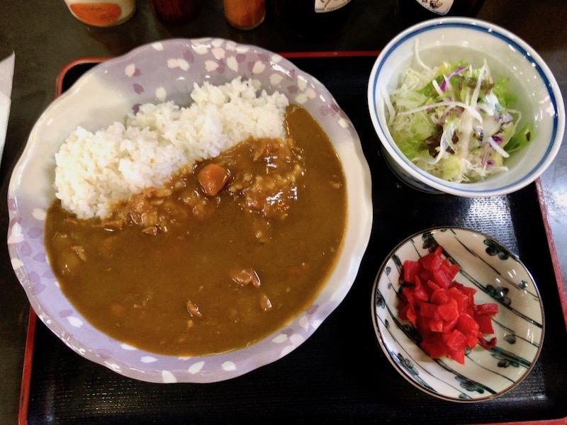 お食事処ぽち 料理