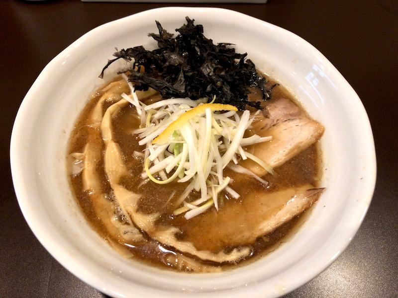 麺屋 あさ蔵 料理