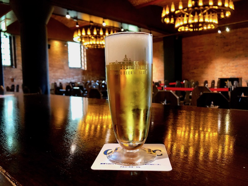 極上のビール