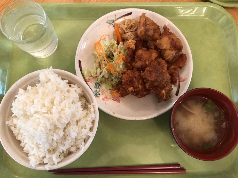 ザンタレ定食2