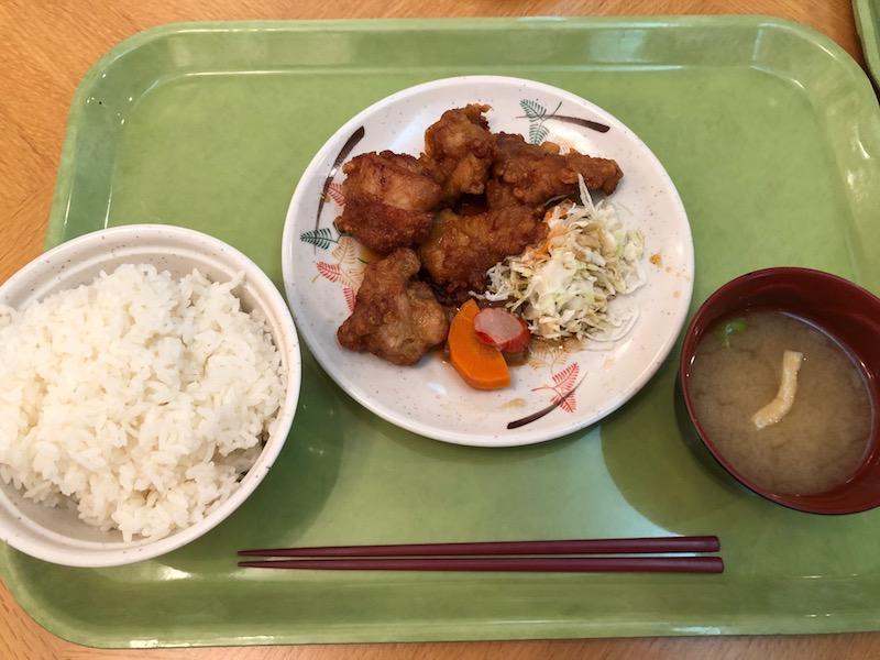 ザンタレ定食3