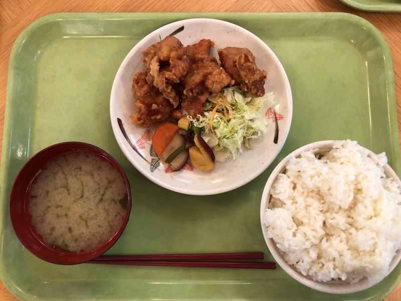 ザンタレ定食4
