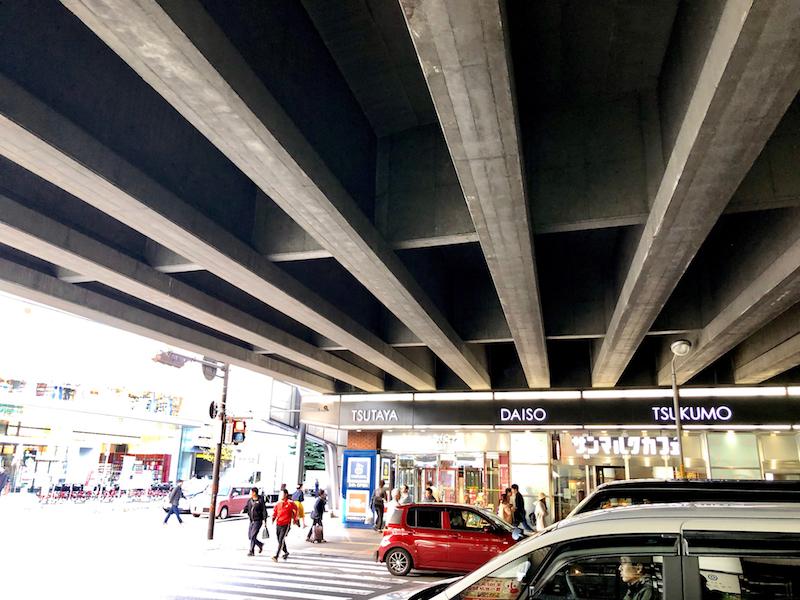 サツエキ Bridge 外観