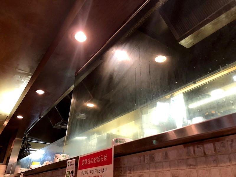 満龍 南5条店 厨房