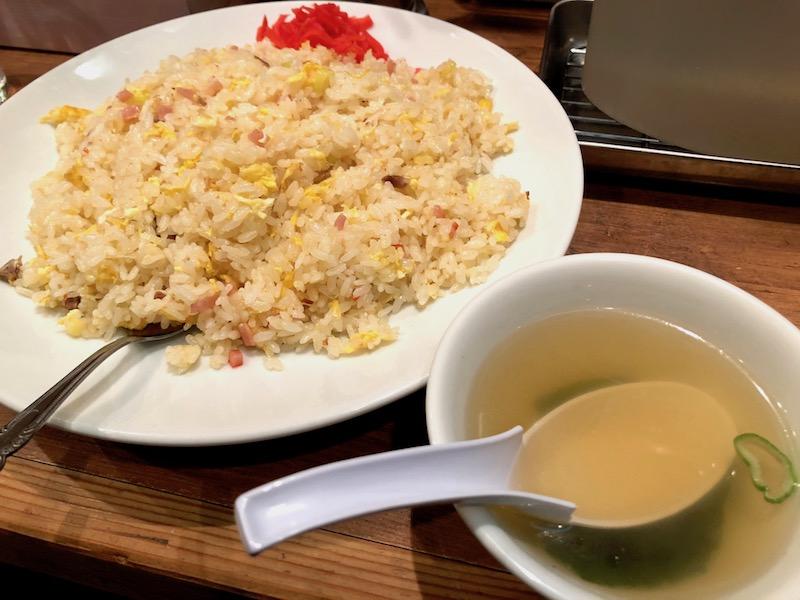 満龍 南5条店 チャーハン