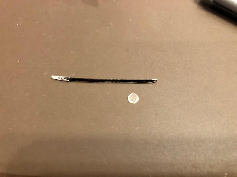 日輪刀の鍔のベース